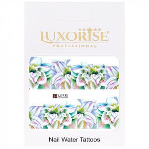 Tatuaj unghii LUXORISE, Nature A055