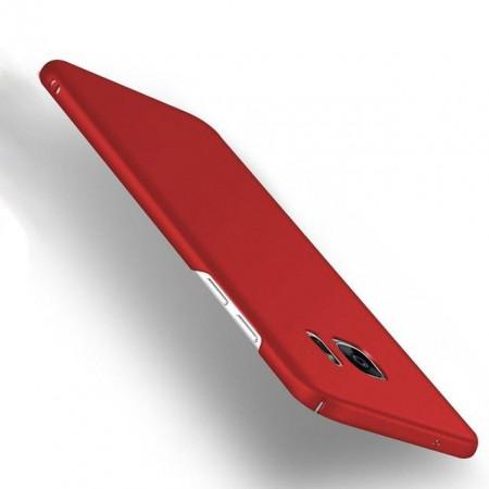 Червен калъф гръб  Policarbonat Premium за Samsung Galaxy S7 EDGE