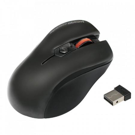Mouse wireless Saatchitech ST-902, negru