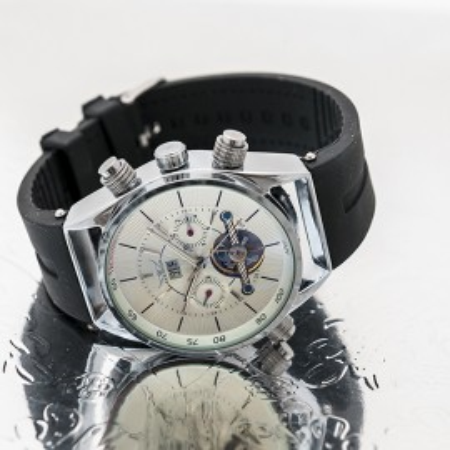 Механичен часовник Full Technologie Tourbillon J039