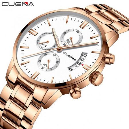 Ceas Barbatesc Quartz Cuena Q107-V2