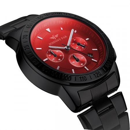 Мъжки часовник Johnny Far - Chronograph S-200-V3