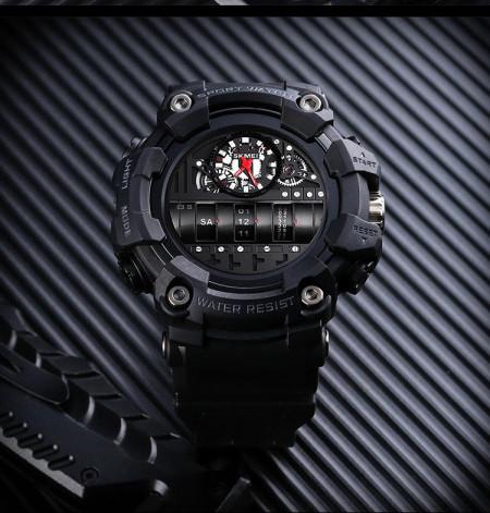 Часовник Sport SockResist, Skmei SK1557-V1, Черен