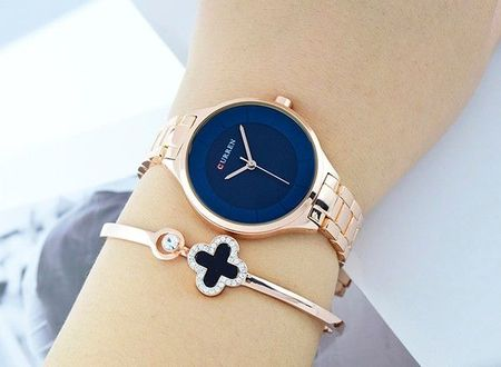 Дамски часовник CURREN 9015-V1