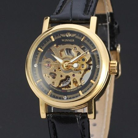 Автоматичен дамски часовник Winner D114
