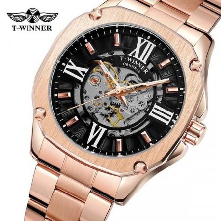 Автоматичен часовник Skeleton Winner P016G-V5