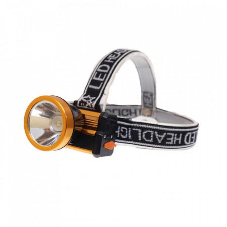 Lanterna de cap cu acumulator si variator 50w, TX-6622