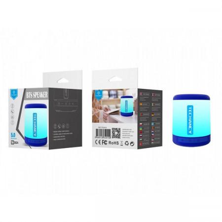 Mini Boxa Bluetooth Column , albastra, PMTF340153