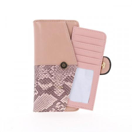 Дамски портфейл, PTL024-V5 Розов