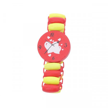 Детска гривна (модел рисунка часовник) KID014-V2