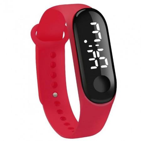 Часовник  LED M009-Червен
