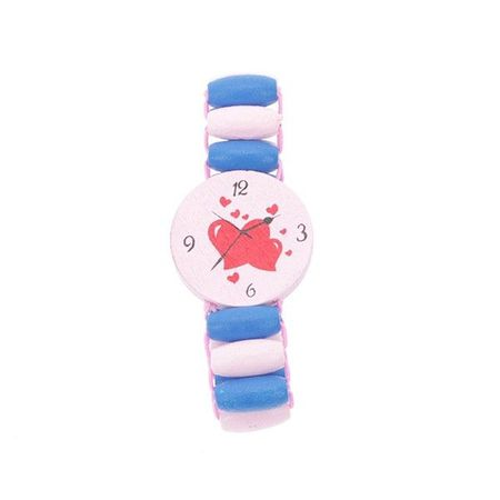 Детска гривна (модел рисунка часовник) KID014-V4