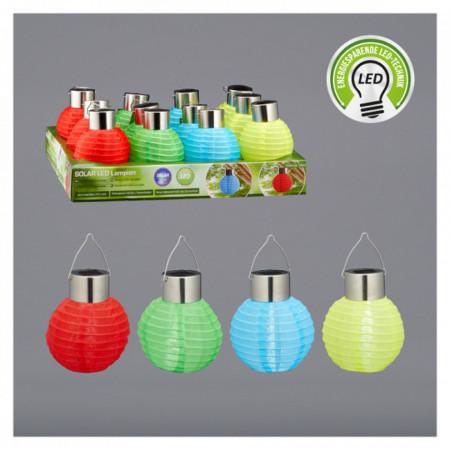 Lampinion solar cu LED - 1 buc