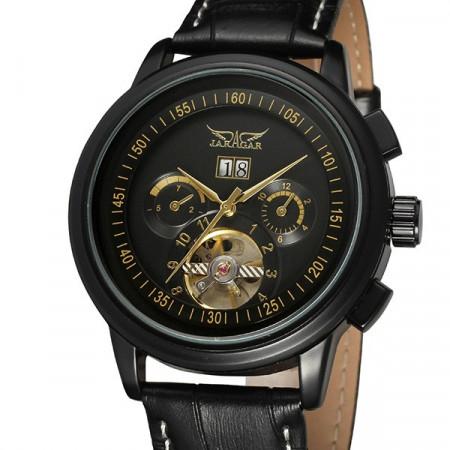 Автоматичен мъжки часовник Tourbillon Jaragar JAR1050