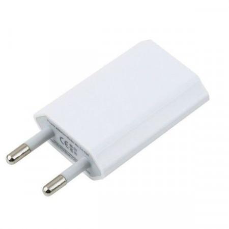 Адаптер за зарядно устройство 220V - USB универсален 1000mA