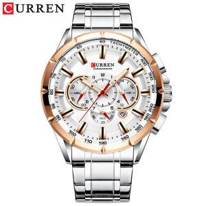 Ceas Barbatesc Curren Cronograf 8363-V3