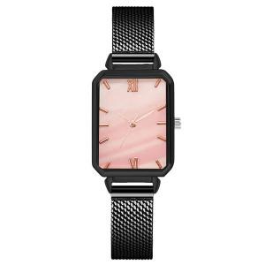 Ceas de Dama, cu inchidere magnetica, Marble, Q9601-V2