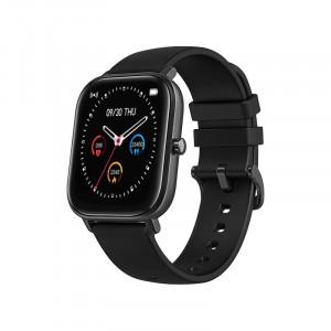 Ceas inteligent - Smartwatch P8 ecran cu touch 1.4 inch color HD, moduri sport, pedometru, puls, notificari, black