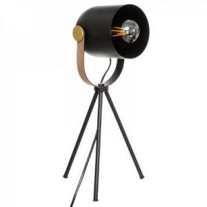 Lampă trepied , negru , PM1732373