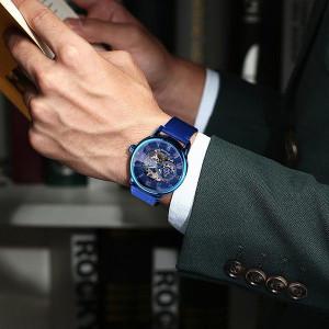 Механичен мъжки часовник Forsining FOR1040-V2