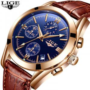 Мъжки часовник Lige, Cronograf Q9577-V1