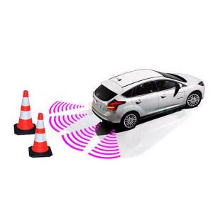 Ултразвуков сензор за паркиране - Car Parking