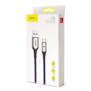 Apple Ligtning - Cablu De Date Si Incarcare Baseus Mov 1m