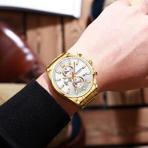 Ceas Barbatesc Curren Cronograf 8368-V5