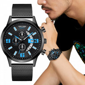 Ceas Barbatesc Quartz, Fashion Sport Q9550-V1