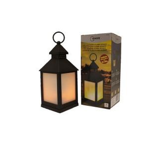LED фенер за закачване, flame effect, PM0121463