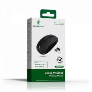 Mouse wireless Saatchitech ST-901-V1, negru