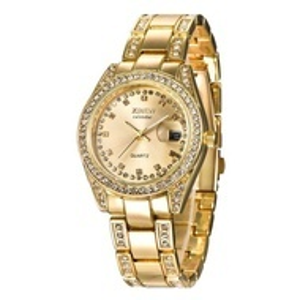 Дамски часовник Quartz XINEW Flourish XI1004-ЗЛАТИСТ