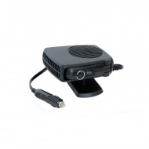 200W автоматичен въздушен нагревател за отопление / вентилатор, идеален за кола, 12 / 24V автоматичен вентилатор
