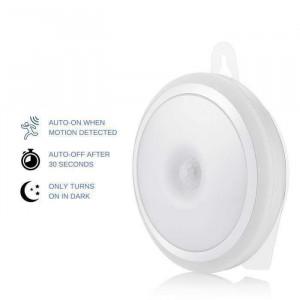 Bec Led de noapte cu senzor PIR PM-0002