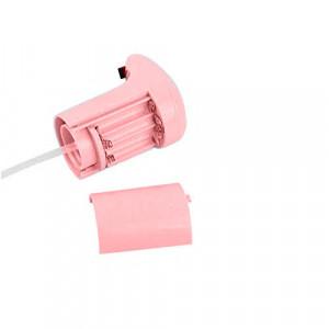 Dozator de sapun lichid cu senzor de miscare,Roz, 480 ml - DISP-Roz
