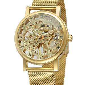 Механичен мъжки часовник Winner P086