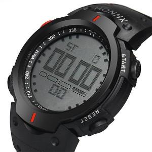Мъжки часовник Led Sport  HX001-Червен