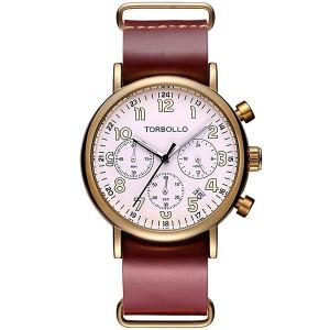 Мъжки часовник TORBOLLO CHRONOGRAPH TBL6081D-V1