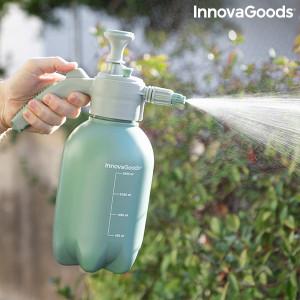 Flacon de pulverizare sub presiune cu jet reglabil și prelungitor Pretly InnovaGoods Home Garden