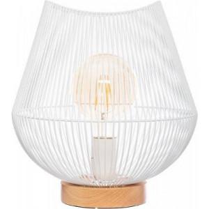 Lampa metalica Jena ,alb PM168213A3