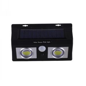 Lampa solara cu senzor de miscare LL-5066B, LED COB, 2400 mAh