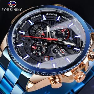 Автоматичен механичен часовник Forsining FOR1093-V3