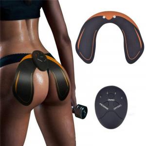 Aparat tonifiere musculara pentru coapse sau fese cu electrostimulare EMS, HIPS-001