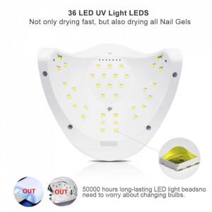 Lampa UV/LED SUNX Plus , 120 Watt, Activare prin senzori