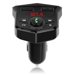 Transmițător FM sd mp3 încărcător bluetooth 2xusb lcd, PM100423
