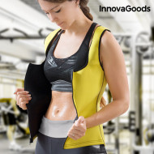 Vestă Sport cu Efect Saună pentru Femei InnovaGoods