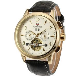 Автоматичен часовник Forsing Tourbillon FOR1012