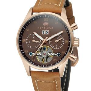 Автоматичен часовник Forsining Tourbillon FOR1058