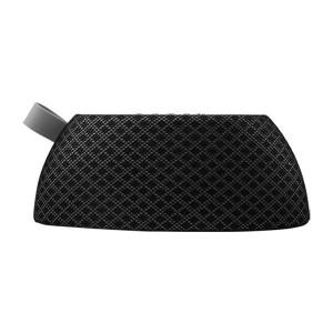 Преносима тонколона с FM радио, Bluetooth, MP3 / TF карта, Aux, USB - черен цвят