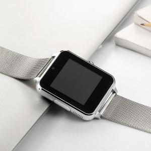 Умен часовник Z60-СРЕБРИСТ